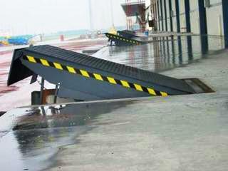 广州固定登车桥