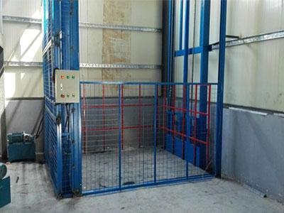 广州升降货梯