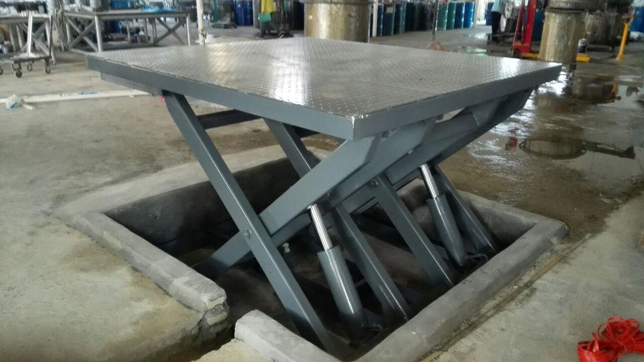 深圳液压升降平台