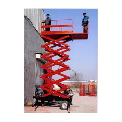 广州剪叉式升降机